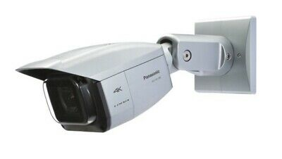 Panasonic Wv-spv781l 4k Vandal Resistant Weatherproof Network Camera Light Gray