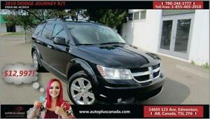 2010 Dodge Journey R/T AWD SPECIAL ENDS MAR 31