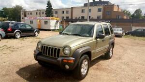 2003 Jeep Liberty Sport-4x4-New Tires-Free Warranty