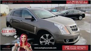 2012 Cadillac SRX4 Premium AWD