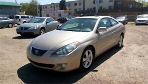 2005 Toyota Camry Solara SLE-Fully Loaded- Free Warranty