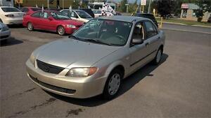 2003 Mazda Protege...70234KM...AUTOMATIQUE...