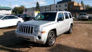2009 Jeep Patriot Sport-4X4-Only 133000km-SunRoof-Free Warranty
