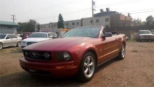 2008 Ford Mustang CONVERTIBLE- New Top-Amazing- Free Warranty!!