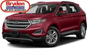 2018 Ford Edge SEL / 3.5L V6 / Auto / AWD