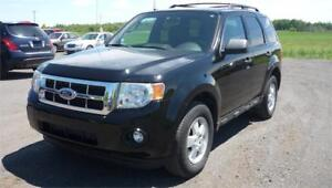 2009 Ford Escape XLT 4WD / AWD
