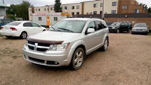 2009 Dodge Journey SXT-7PASS-AWD-CLEAN CARPROOF-FREE  WARRANTY