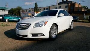 2011 Buick Regal CXL-T-FullyLoaded-6Speed Manual-FreeWARRANTY