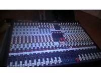 mixing deck