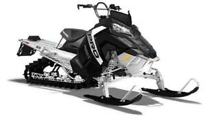 "2017 Polaris Axys 800 163"" E start ""Demo"""