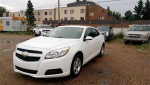 2013 Chevrolet Malibu LT-4Cyl 2.5L- Only 119k- Free Warranty!!!!
