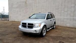 2009 Dodge Durango SLT-8Passengers-Fully Loaded-FreeWarranty