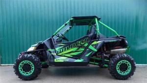 2016 Arctic cat....BAD CREDIT FINANCING AVAILABLE!!