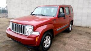 2008 Jeep Liberty Sport-4x4-Extra 4 Tires- Free Warranty