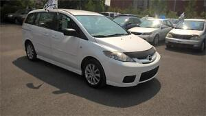 2007 Mazda 5 ,136000KM, AUTOMATIQUE...
