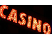 CASHIER WANTED IN CASINO