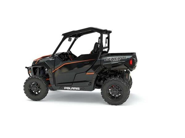 Used 2017 Polaris GENERAL DELUXE