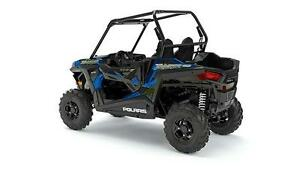 POLARIS RZR 900 EPS BLEU FLAMME 2017