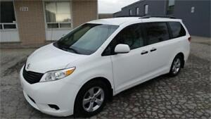 2011 Toyota Sienna LE 7,PASSENGER ACCIDENT FREE FINANCING AVAILA