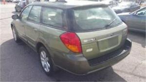 2006 Subaru Outback 2.5i Special FINANCEMENT AUCUN CAS REFUSÉ!