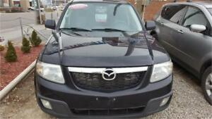 2009 MAZDA TRIBUTE SUV LOW KM 4 CYL SAFETY AND WARRANTY