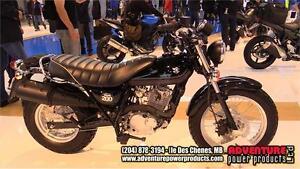 2017 Suzuki VANVAN 200 - Only $60 Bi-Weekly oac*