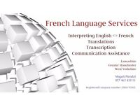 French <> English Interpreter and Translator