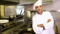 LINE COOK - SOUS CHEF - KITCHEN MANAGER - DISHWASHERS - HELPERS