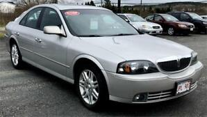 2005 Lincoln LS  - $4112.85 ON THE ROAD!!!!