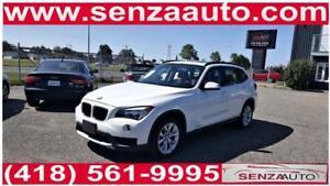 2013 BMW X1 XDRIVE28I  PREMIUM  / GPS / TOIT PANORAMIQUE