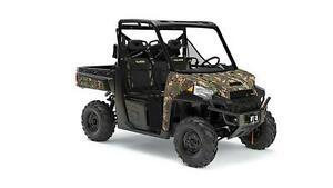 2017 POLARIS RANGER XP 1000 EPS PURSUIT ÉDITION CHASSEUR