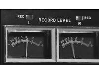 Vintage hi-fi equipment wanted - record players, amplifiers, speakers, reel-to-reel, cassette decks