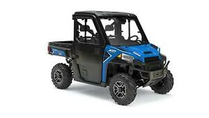 2017 POLARIS RANGER XP 1000 EPS ÉDITION NORTHSTAR HVAC