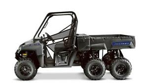 POLARIS RANGER 6X6 - AVALANCHE GRAY 2017