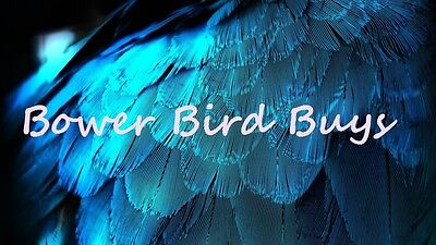 Bower Bird Buys