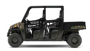 2017 POLARIS RANGER CREW 570 4 PURSUIT