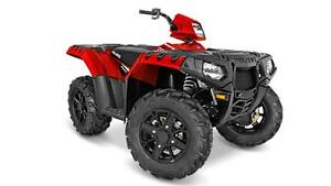 2016 POLARIS SPORTSMAN 1000 XP EPS - SPECIAL BUY CLEAROUT!