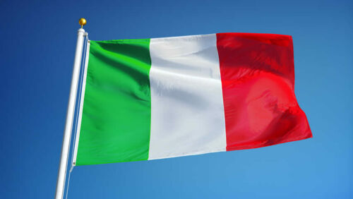 NEW ITALY 3x5ft FLAG superior quality fade resist us seller