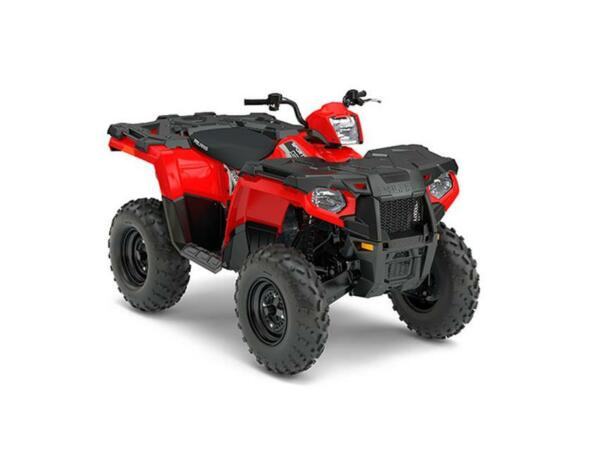 Used 2017 Polaris SPORTSMAN 570