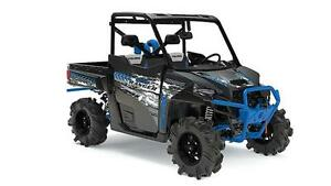 2017 POLARIS RANGER XP 1000 EPS ÉDITION HIGH LIFTER