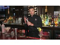Bar staff, waiters and kitchen team required