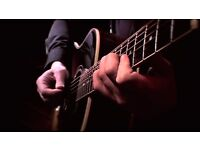 Guitar lessons for beginners and intermediates