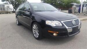 Volkswagen Passat Wagon 3.6 4 Motion All Wheel Drive Certified
