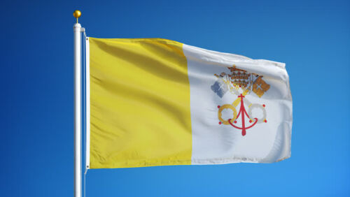 NEW VATICAN CITY 2x3ft FLAG superior quality fade resist us seller