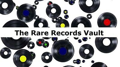 The Rare Records Vault