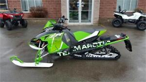 Leftover Arctic Cat Snowmobiles are Priced to Clear