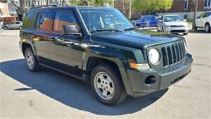 2010 Jeep Patriot North 4X4 AUTOMATIC 4CYLINDRE