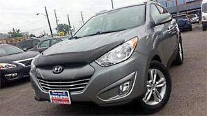 2010 Hyundai Tucson GLS / ONE OWNER / 68K ! / HEAT-SEATS / HITCH