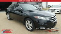 2011 Honda Accord Crosstour EX-L Loaded leather sunroof htd seat