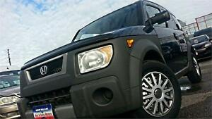 2003 Honda Element MANUAL /2.4 L 4cyl/ONTARIO VEHICLE !!!/fwd